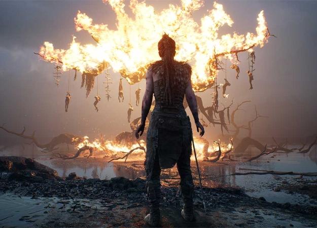 Номинанты премии BAFTA Games Awards 2018: Horizon Zero Dawn иHellblade впереди всех | Канобу - Изображение 0