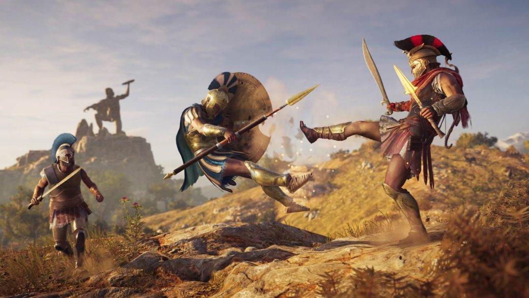 Assassin's Creed: Odyssey (2018, экшен, RPG, PC, PS4, Xbox One) - обзоры главных и лучших игр 2018 | Канобу - Изображение 3