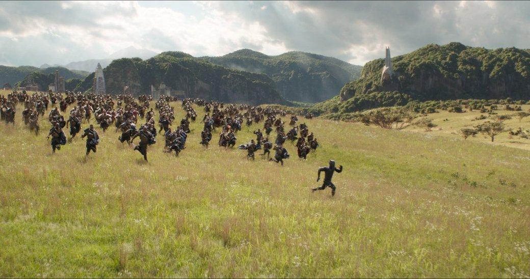 «Самым важным было убедиться, что Танос работает». Беседа оспецэффектах в«Войне бесконечности» | Канобу - Изображение 5