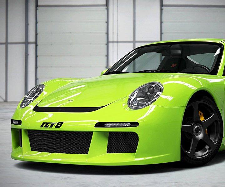 6 игровых ролей Porsche 911 | Канобу