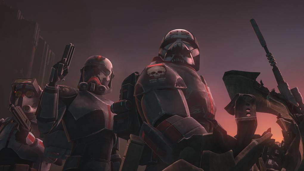 7 сезон «Звездные войны: Войны клонов»: почему финал культового сериала пока неоправдывает ожиданий | Канобу - Изображение 238