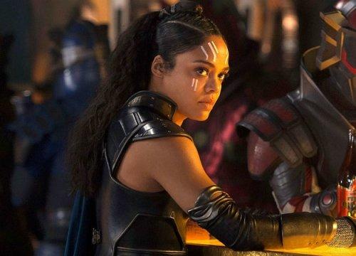 Тесса Томпсон рассказала оприсутствии Валькирии в«Финале» ишиппинге еегероини сКапитаном Марвел
