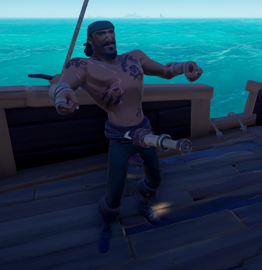 «Не тыкайте в меня своей подзорной трубой!» — из Sea of Thieves удалили забавный баг | Канобу - Изображение 4211