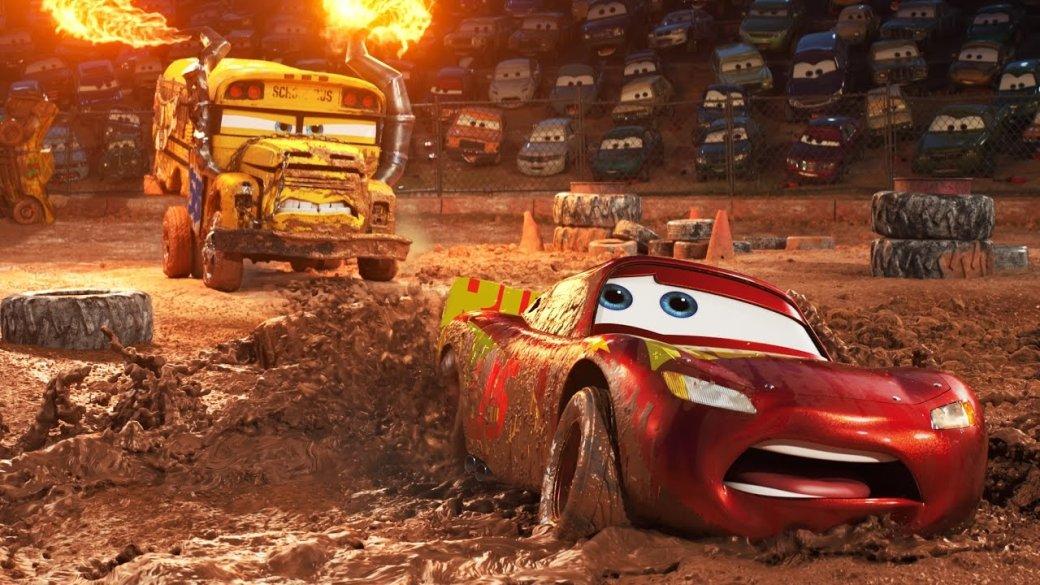 Рецензия на «Тачки 3» Pixar | Канобу - Изображение 7176