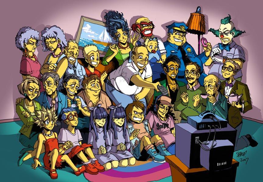 C днем рождения, Симпсоны | Канобу - Изображение 7301