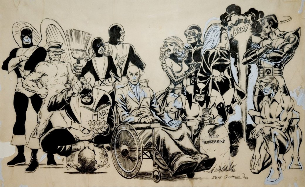 Как начать читать комиксы Людей Икс, часть 2: классика | Канобу - Изображение 13