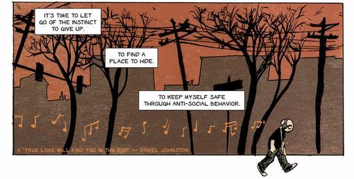 Комиксы: The Li'l Depressed Boy | Канобу - Изображение 0