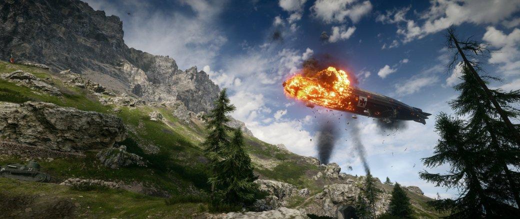 Изумительные скриншоты Battlefield 1 | Канобу - Изображение 16