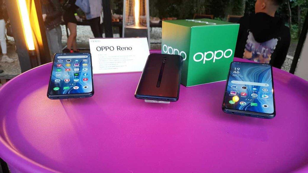 В России начались продажи стильного камерофона Oppo Reno Z | Канобу - Изображение 0