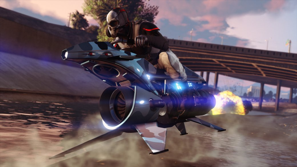 Собновлением GTA Online вигре появятся новые задания имотоцикл, словно пришедший изSaints Row | Канобу - Изображение 0