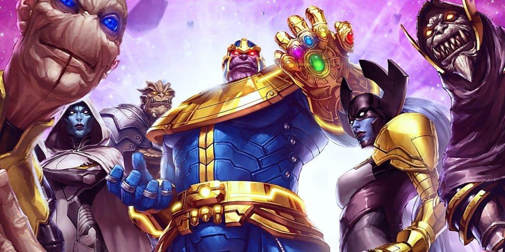 Что такое «Черный орден»? (приспешники Таноса в«Войне Бесконечности») | Канобу - Изображение 1