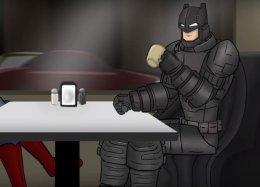 Вытолько послушайте эту озвучку «Бэтмена против Супермена» отHISHE, она уморительна!