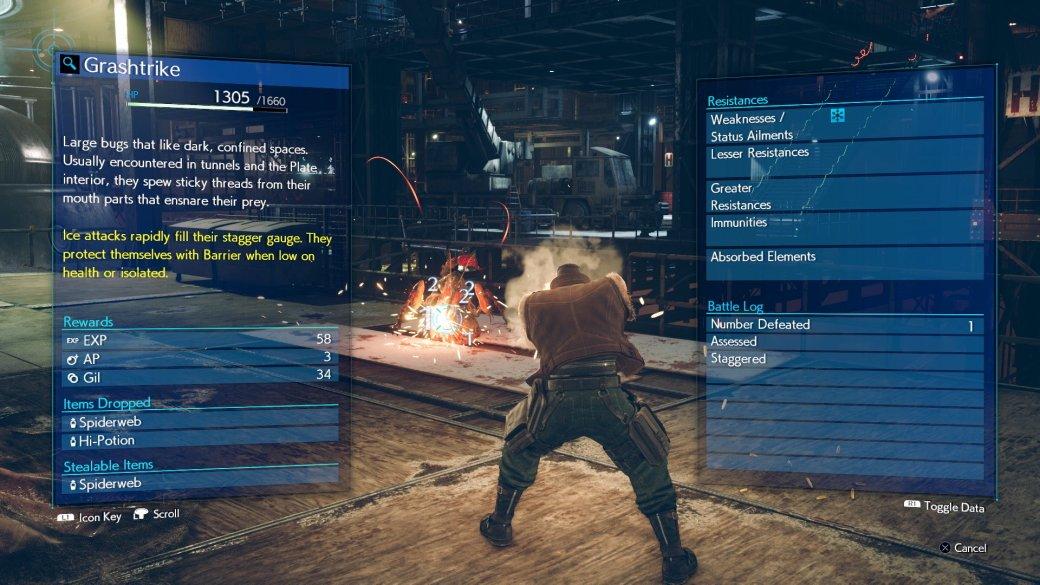 Final Fantasy VII Remake выглядит абсолютно прекрасно нановых скриншотах игры | Канобу - Изображение 11197