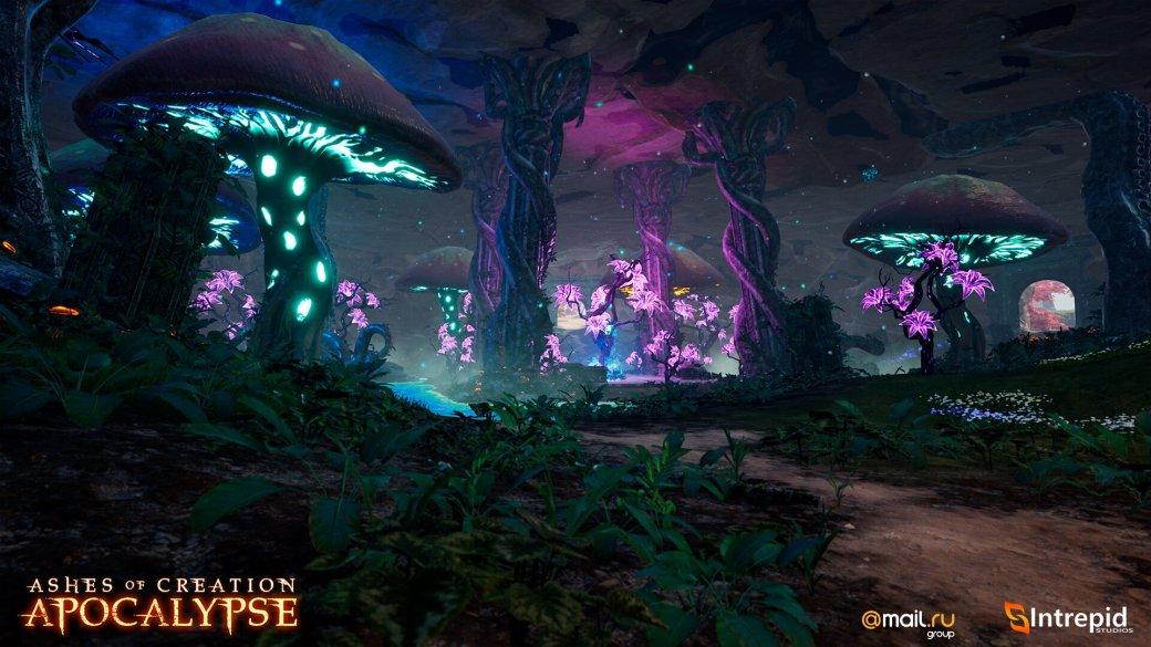 Начался бета-тест игры Ashes of Creation Apocalypse. Он продлится все выходные | Канобу - Изображение 1