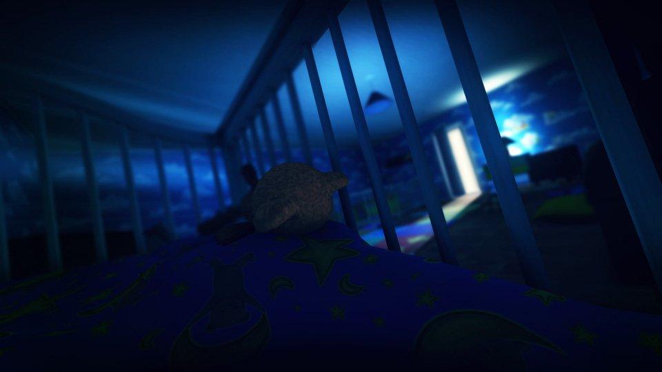 Обзор Among the Sleep - рецензия на игру Among the Sleep   Рецензии   Канобу
