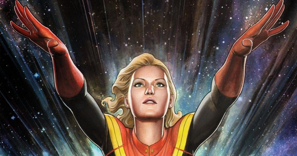 BossLogic показал противостояние Капитана Марвел и Таноса. Съемки сольного фильма окончены. - Изображение 1