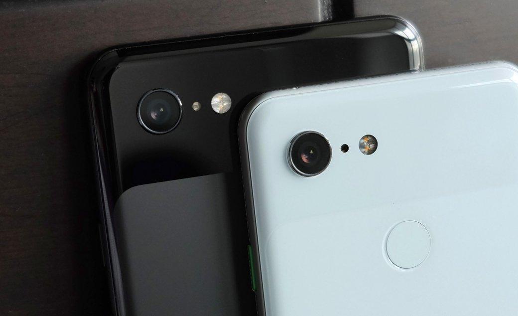 Google Pixel 3a и Pixel 3a XL показались на качественных фото в чехлах | Канобу - Изображение 1