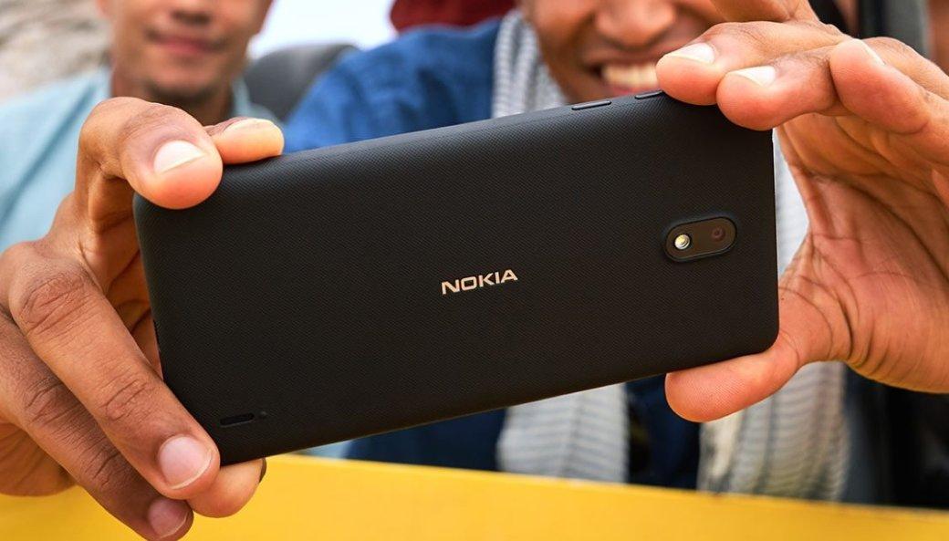Анонс Nokia 1Plus: смартфон за$100 попрограмме Android Go   Канобу - Изображение 6779