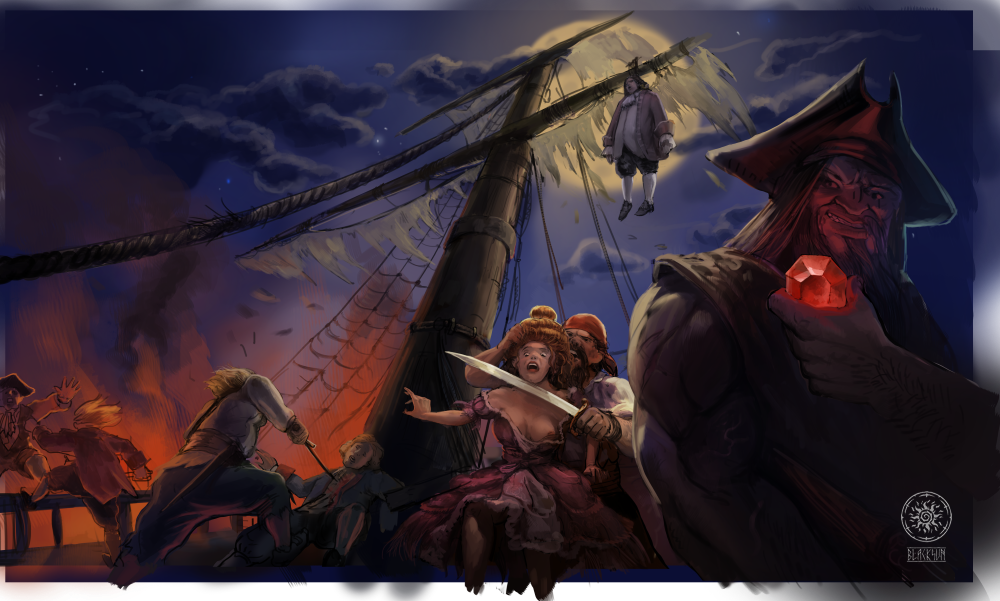 «Корсары» возвращаются! Авторы собирают деньги наразработку новой части   Канобу - Изображение 5285