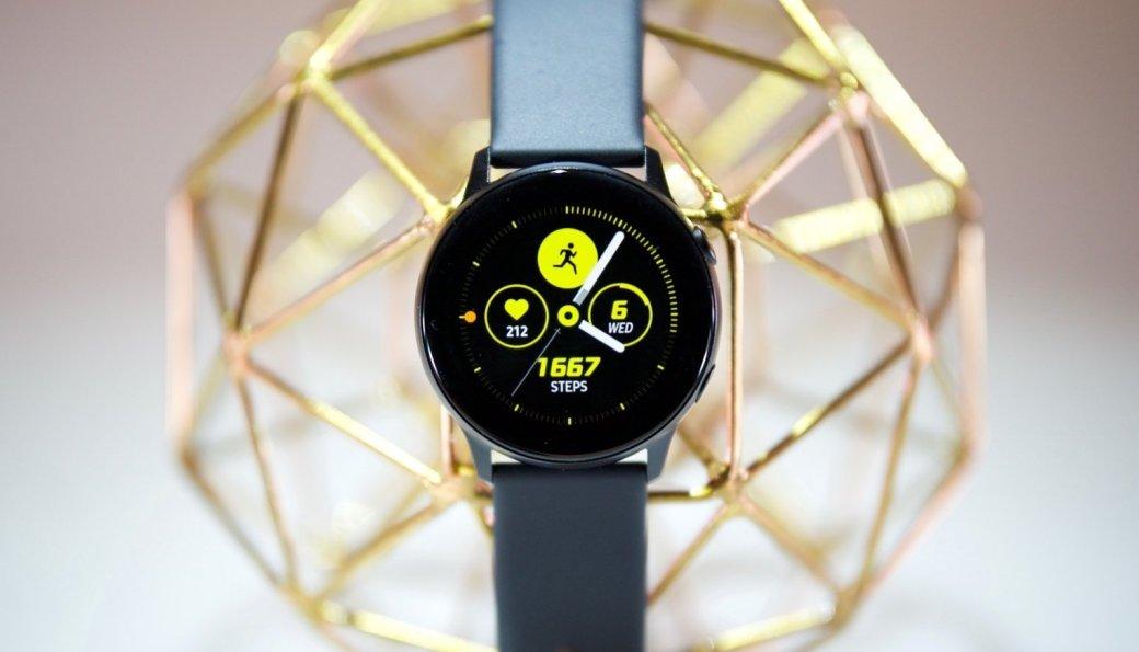 Samsung Galaxy Watch, Gear S3иGear Sport получили новую оболочку One UI | Канобу - Изображение 1616