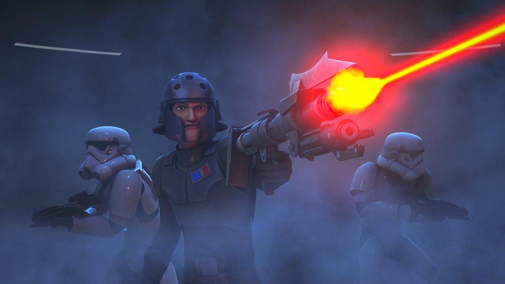 Герои Империи вновом каноне «Звездных Войн» | Канобу - Изображение 6776