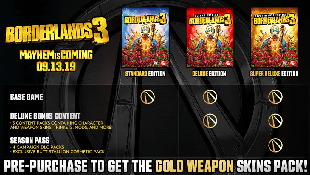 Вышел новый трейлер Borderlands 3. Игра и правда стала временным эксклюзивом Epic Games Store | Канобу - Изображение 2