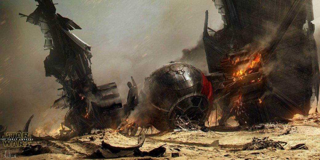 Стивен Спилберг придумал две сцены для «Пробуждения Силы» | Канобу - Изображение 9535