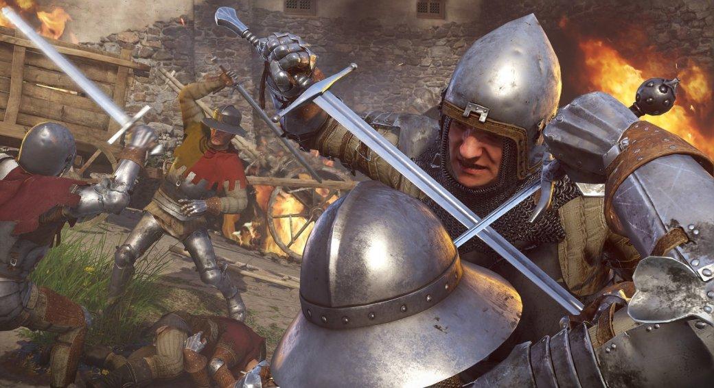 Обзор Kingdom Come: Deliverance - рецензия на игру Kingdom Come: Deliverance | Рецензии | Канобу