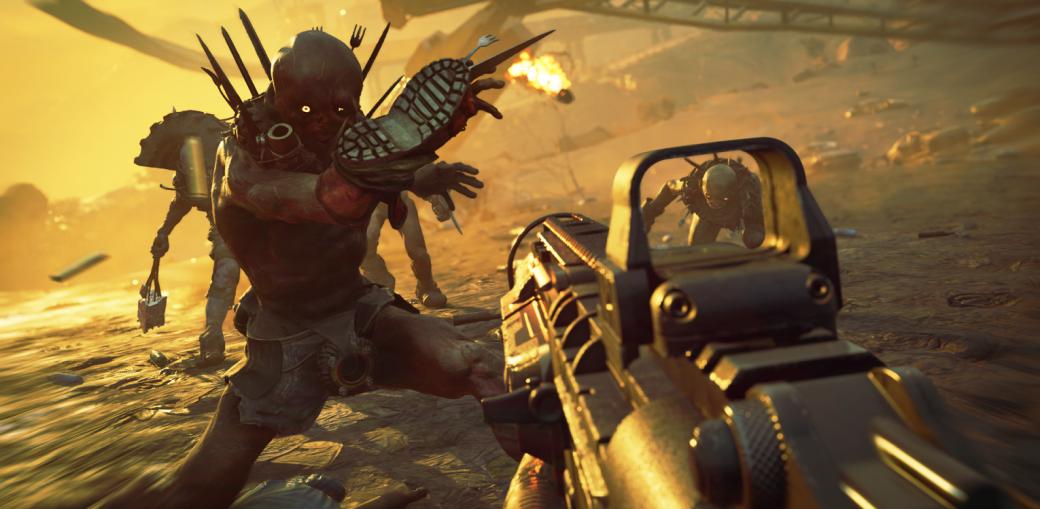 Gamescom 2018. RAGE 2 — яростный шутер, по динамике близкий к DOOM | Канобу - Изображение 0