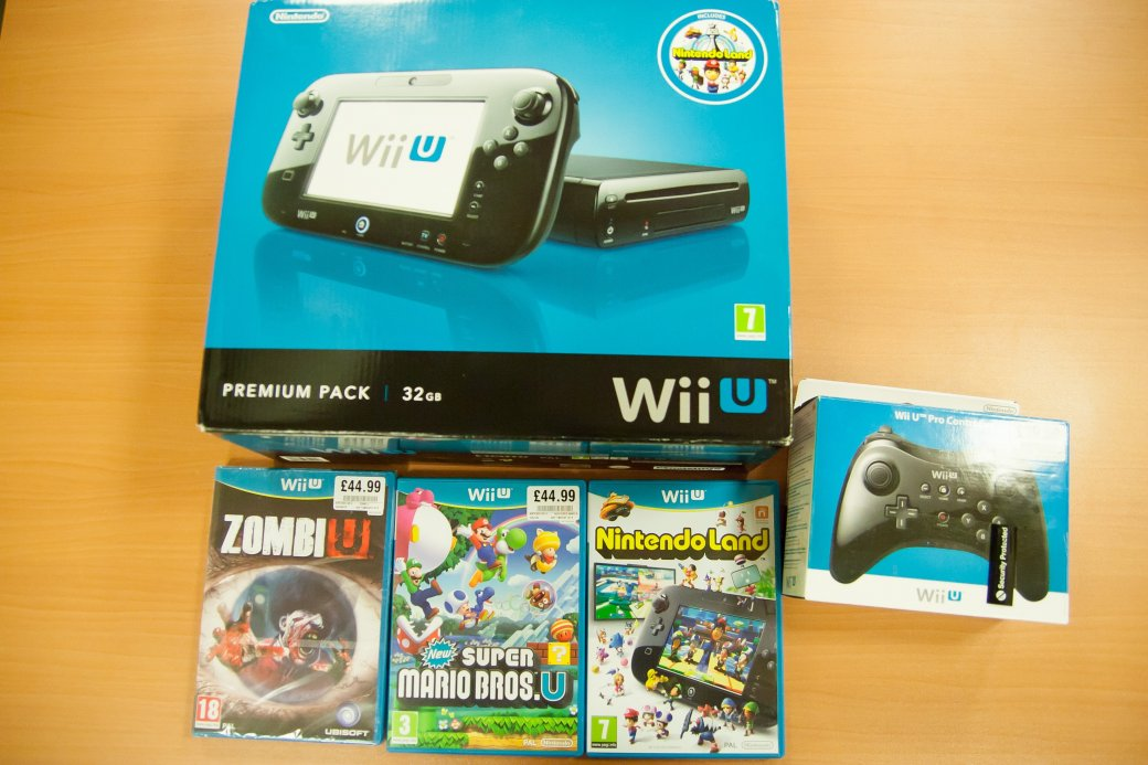 Неделя Nintendo на Канобу! Анбоксинг консоли Wii U | Канобу - Изображение 2