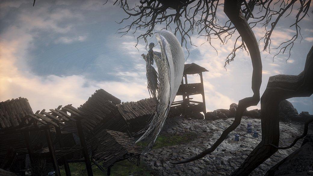 20 изумительных скриншотов Dark Souls 3: The Ringed City | Канобу - Изображение 1
