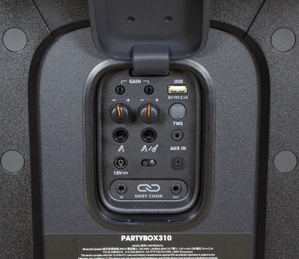 Обзор JBL PartyBox 310: громкий звук ияркая внешность водном корпусе | Канобу - Изображение 2692