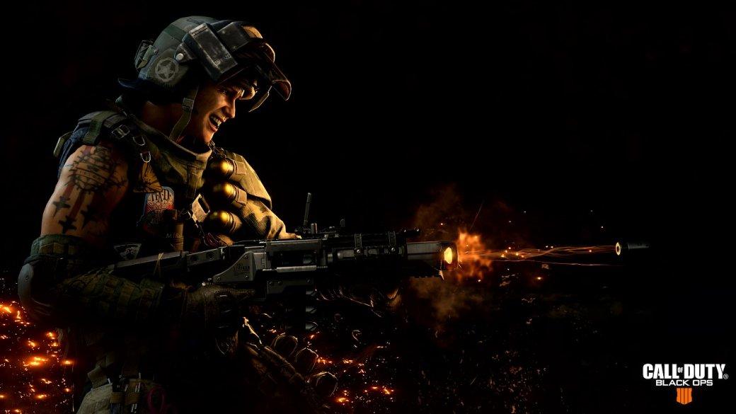 Call of Duty: Black Ops 4 (2018, шутер, онлайн, PC, Xbox One PS4) - обзоры главных и лучших игр 2018   Канобу - Изображение 1