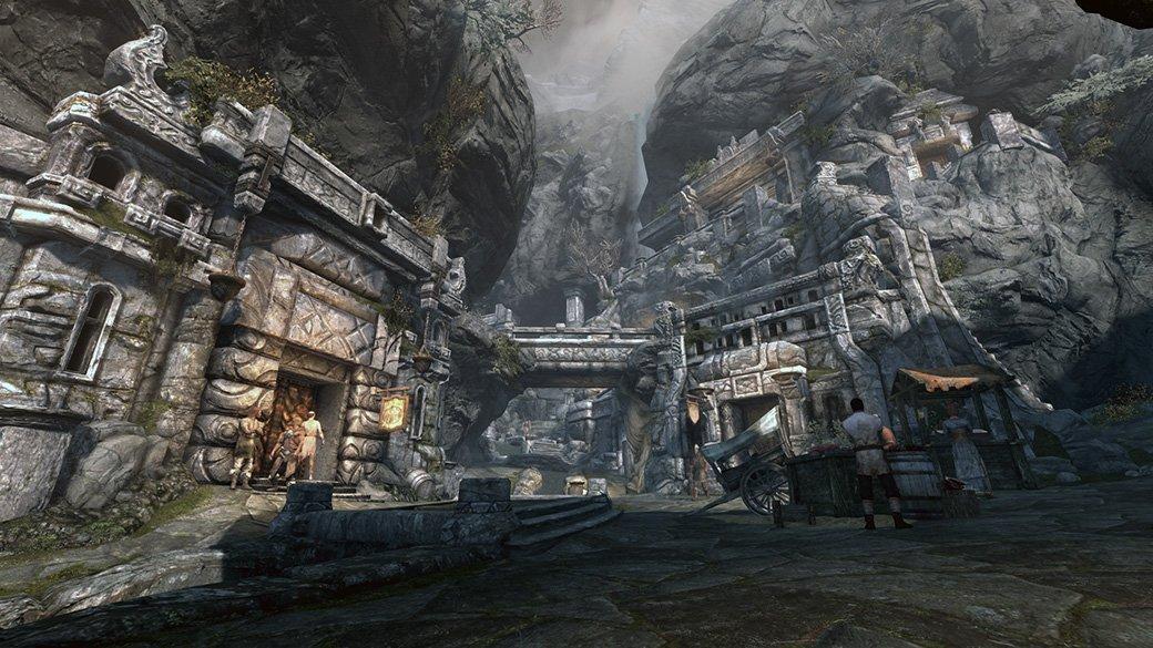 20 изумительных скриншотов TES V: Skyrim Special Edition | Канобу - Изображение 19