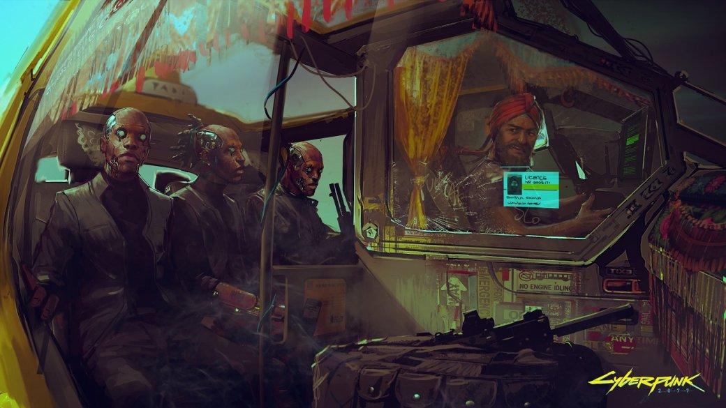 По туалету в каждое здание! Как CD Projekt RED делает город в Cyberpunk 2077 реалистичным   Канобу - Изображение 2638