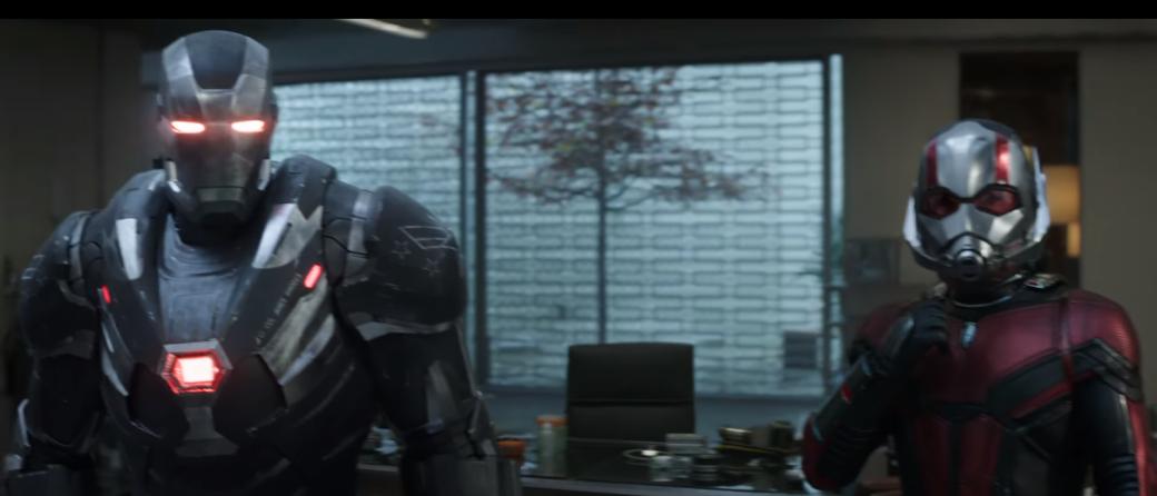 Что показали вновом ролике фильма «Мстители: Финал» сСуперкубка? | Канобу - Изображение 6026