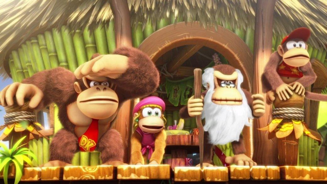 Donkey Kong Country: Tropical Freeze наSwitch —несовершенный, ноочень качественный платформер | Канобу - Изображение 7