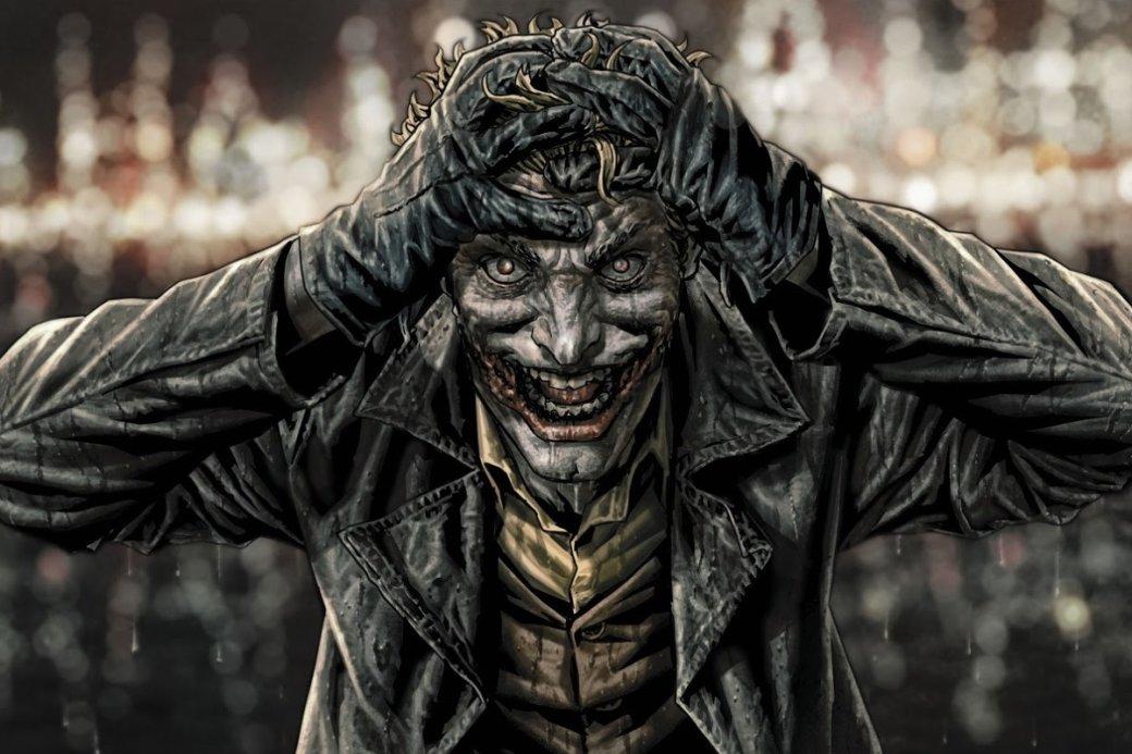 Почему Джокер— главный враг Темного рыцаря   Канобу