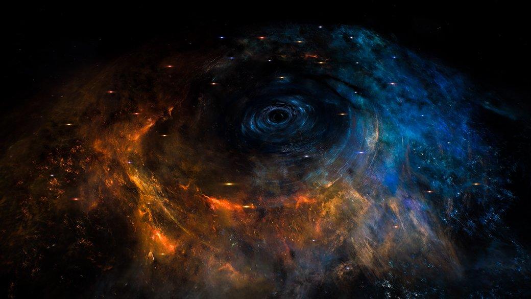 Потрясающий космос Mass Effect: Andromeda | Канобу - Изображение 3