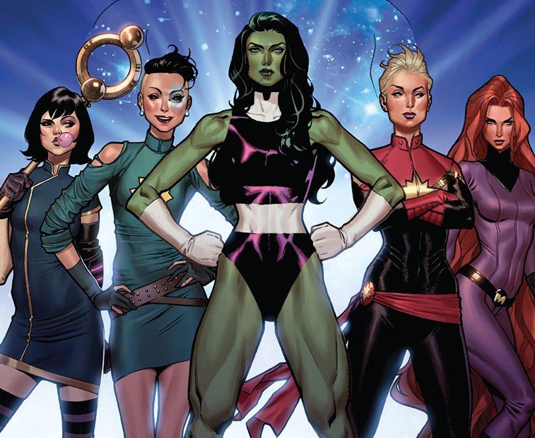 Чем Женщина-Халк отличается отХалка? Супергерой, адвокат, Мститель | Канобу - Изображение 568