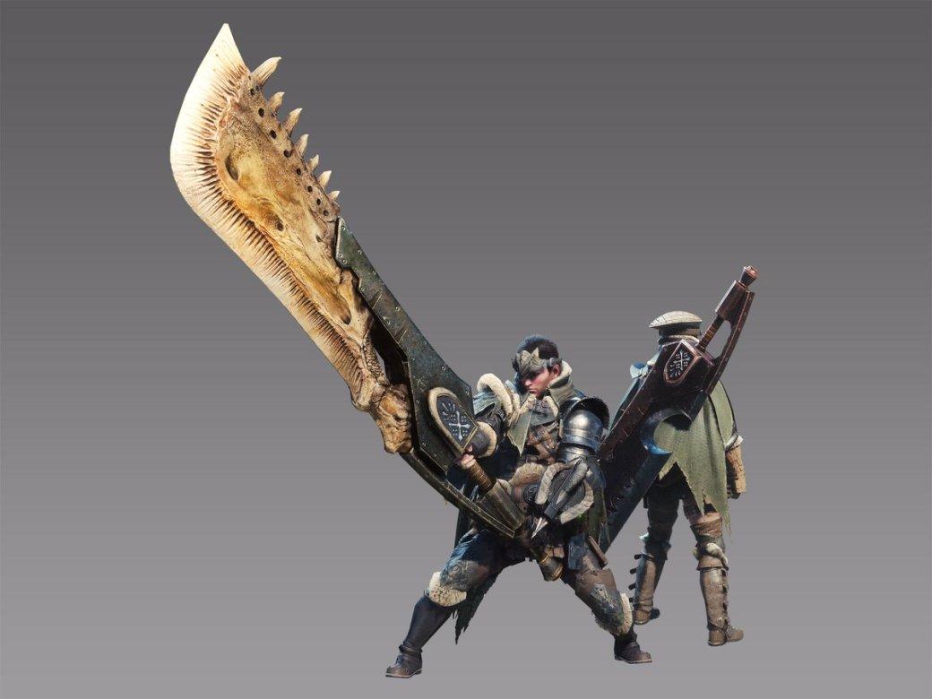 Гифка дня: слишком сильное оружие вMonster Hunter: World. - Изображение 1
