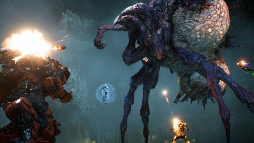 Вработе. Живые впечатления отAnthem— новой большой игры BioWare | Канобу - Изображение 5