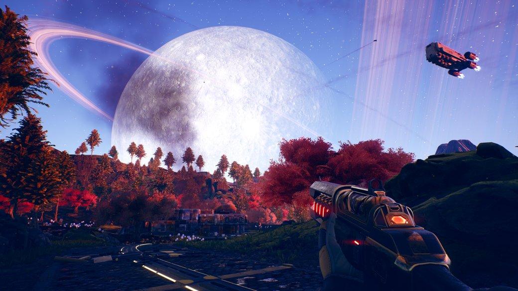 Первый трейлер новой игры Obisidian - The Outer Worlds, дата выхода на PS4, Xbox One и РС. TGA 2018 | Канобу - Изображение 0