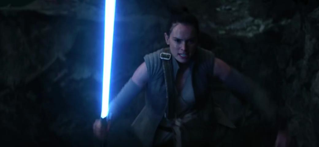 Звёздные войны. Эпизод 8: Последние джедаи / Star Wars VIII: The Last Jedi [2017]: Люк воспитывает Рей? Посмотрите на одну из удаленных сцен из «Последних джедаев»!
