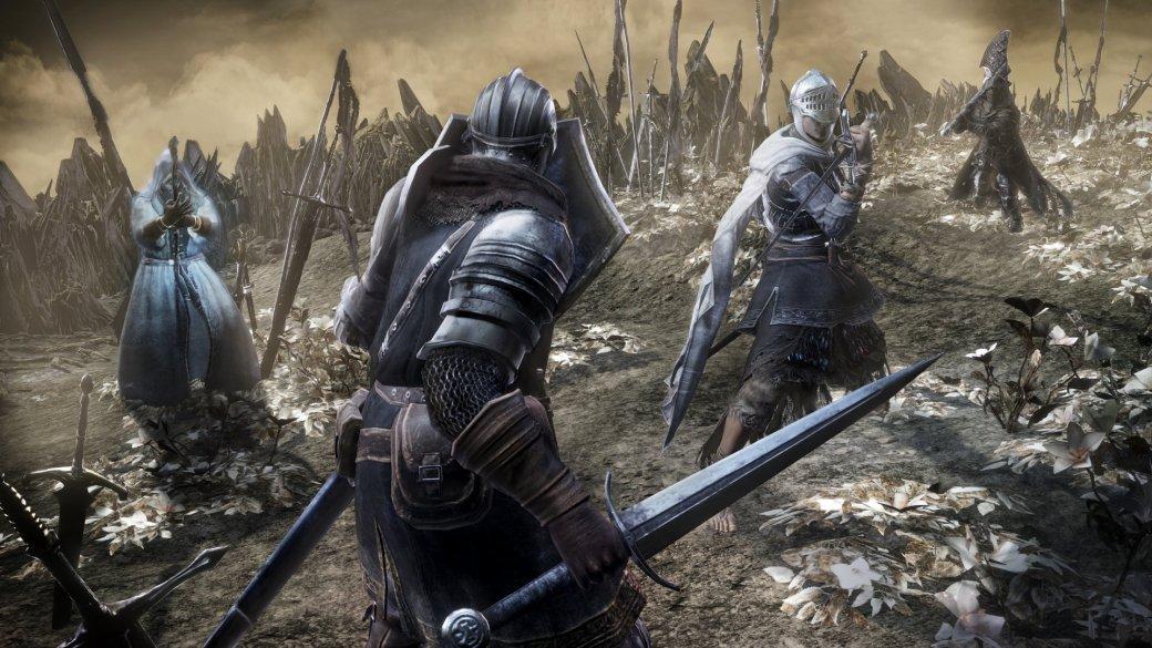 Рецензия на Dark Souls 3: Ashes of Ariandel | Канобу - Изображение 5768
