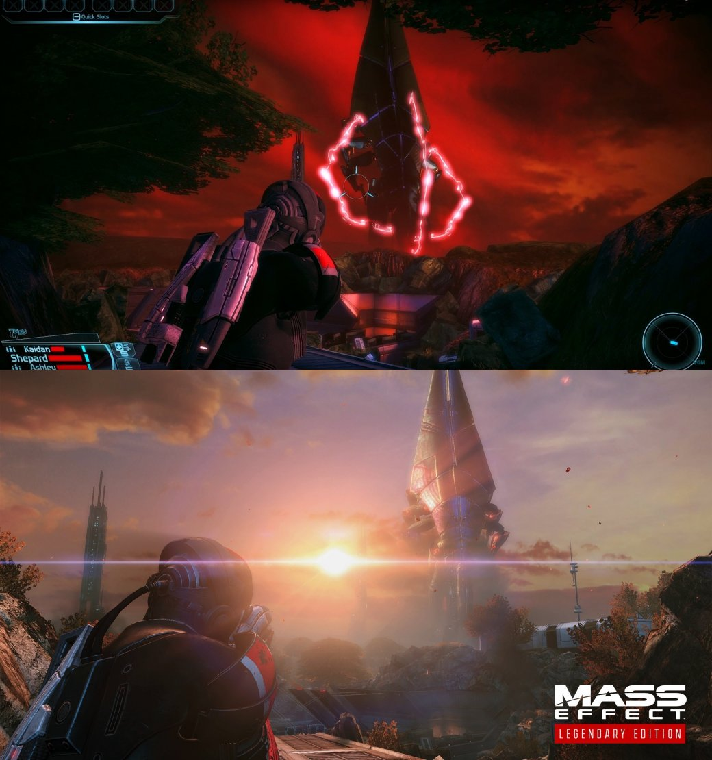 Обзор трейлераMass Effect: Legendary Edition(2021)   Канобу - Изображение 4218