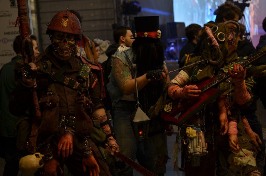 Фотоотчет с «Игромира» и Comic Con Russia, день 2 – концерт Noize MC | Канобу - Изображение 6