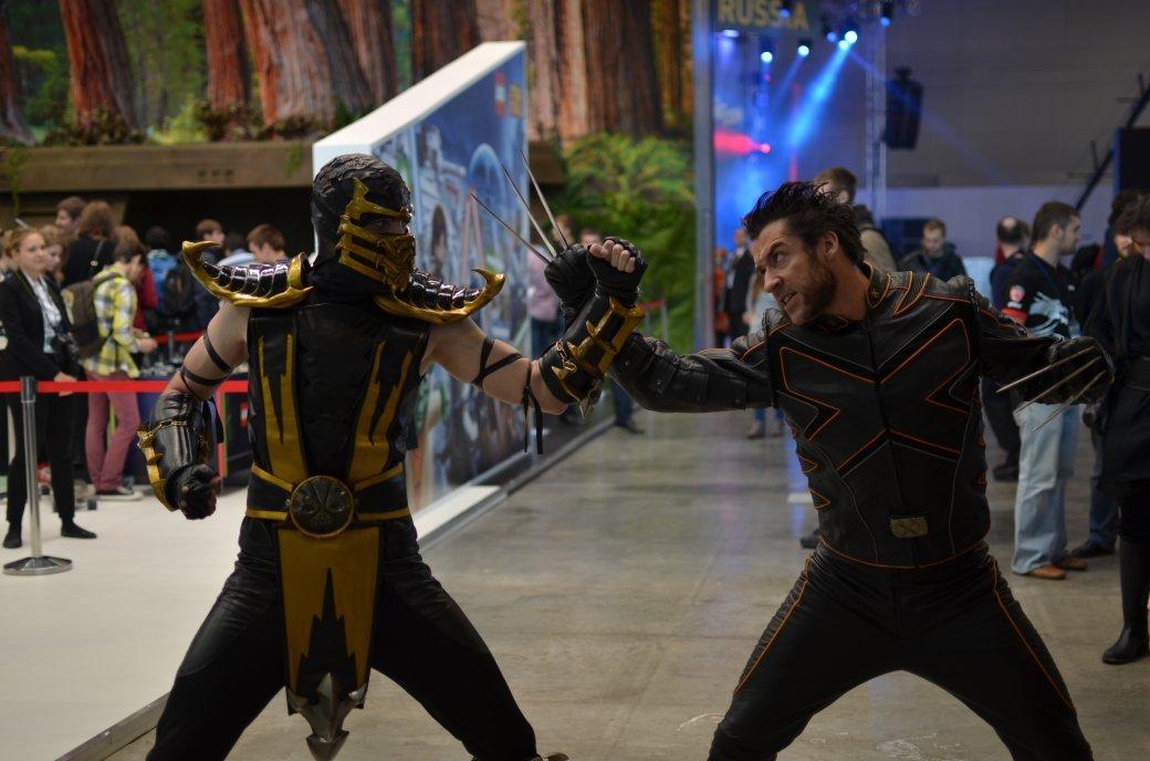 Фотоотчет с «Игромира» и Comic Con Russia, день 4 | Канобу - Изображение 24