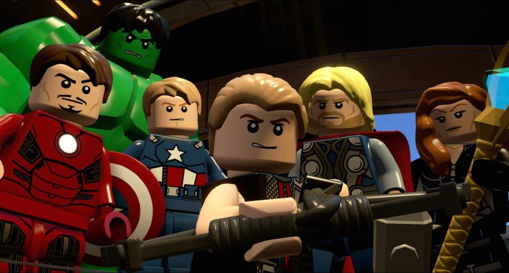 Как потрадиции: наборы LEGO вновь спойлерят сюжетные подробности фильма «Мстители. Финал» | Канобу - Изображение 1665