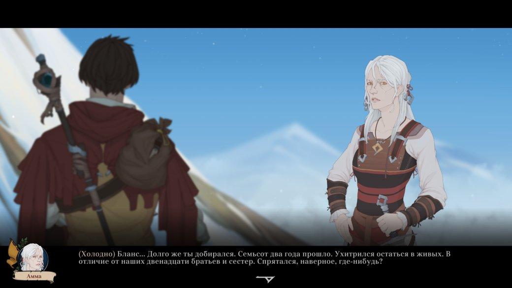 Рецензия на Ash of Gods. Обзор игры - Изображение 2
